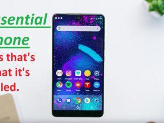 Essential PH-1 - Essential Phone