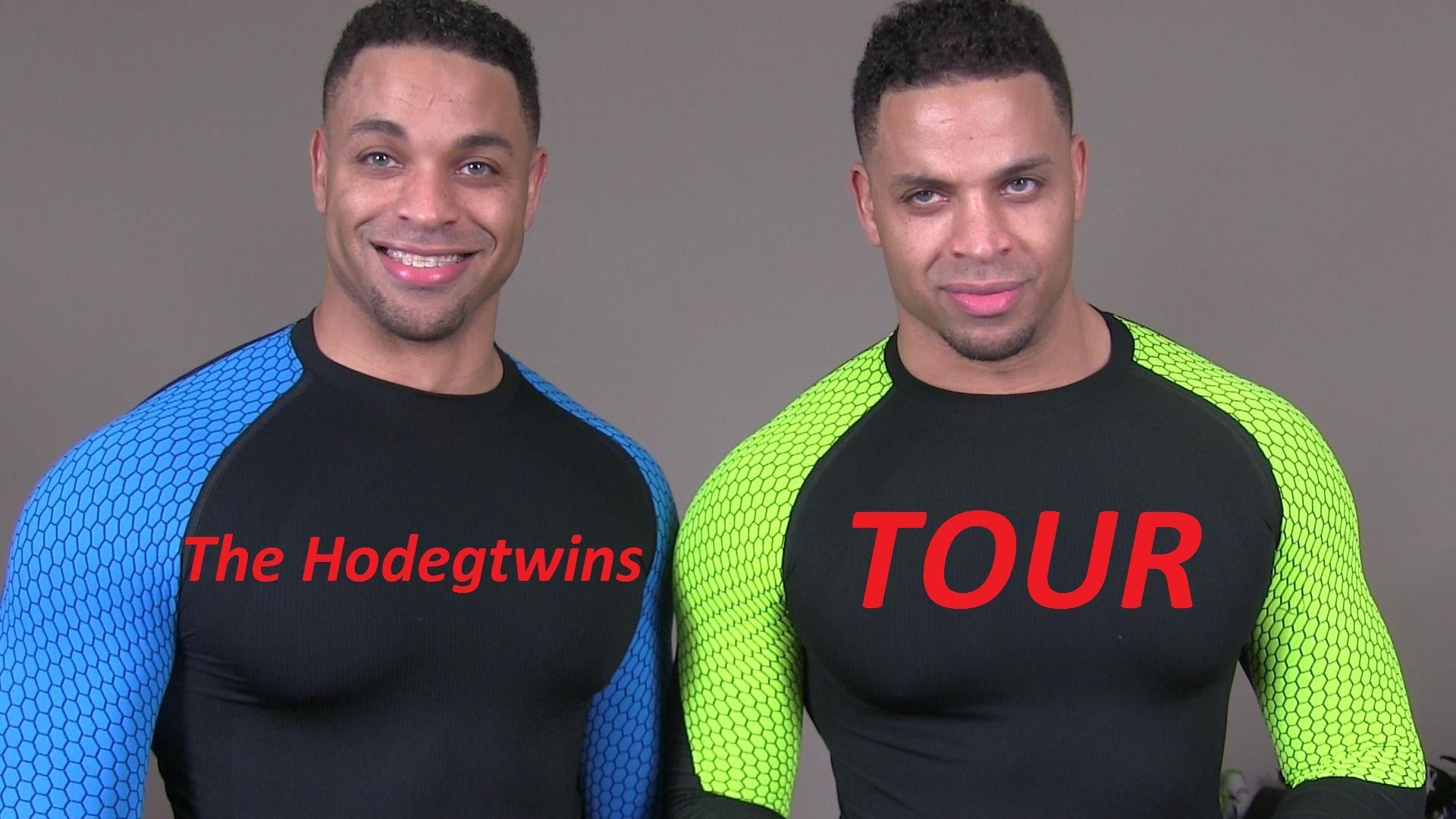 The Hodgetwins Tour