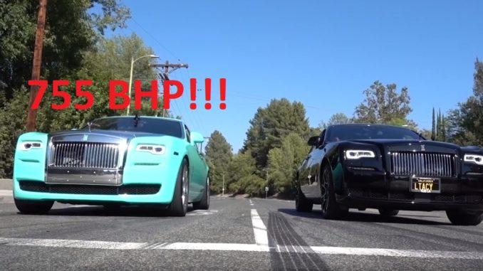 Rolls Royce vs Rolls Royce