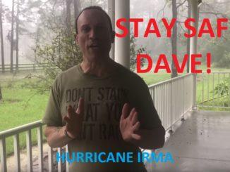 Dave Palumbo RxMuscle Hurricane Irma
