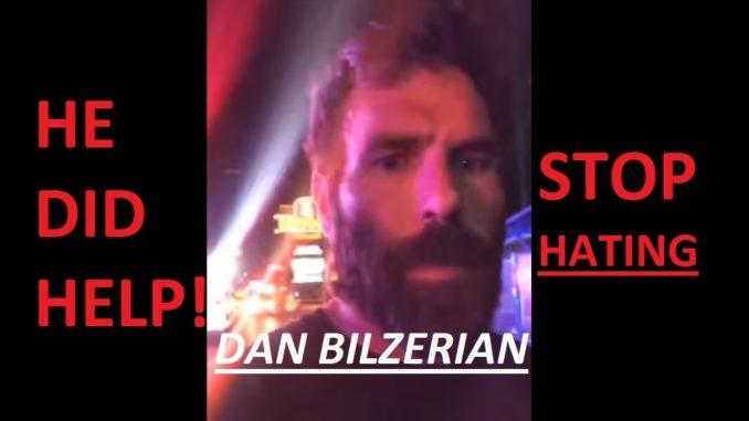 Dan Bilzerian Las Vegas Shooting